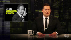 STU DOES... NY Governor Andrew Cuomo Who Resigns in Disgrace. THE TIME HAS FINALLY ARRIVED - Guest: Glenn Beck