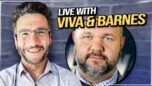 Viva & Barnes LIVE WITH THE LAW STUFFS!