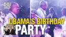 Barack Obama broke all the COVID rules for his 60th birthday party - Rebel News