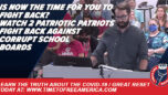 Is Now the Time for You to Fight Back? Watch Patriot Parents Begin Fighting Back