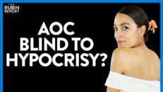 AOC Wears This Slogan on Her Dress, Unaware That It Exposes Her Hypocrisy | DM CLIPS | Rubin Report