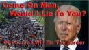 Faith And Trust In Biden Is Crumbling - On The Fringe