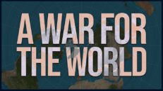 Riccardo Bosi of Australia One gives a warning that the entire world needs to hear - A WAR FOR THE WORLD