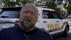Exclusive! Capital Police Harass Alex Jones For Covering Peaceful September 18 Demonstration