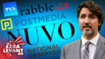 Every news media who secretly took Trudeau's $61M pre-election pay-off - Rebel News