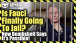 Is Fauci Finally Going To Jail? New Bombshell Says It's Possible…Straight Up Perjury! - Restricted Republic