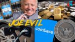 SEC Suing Coinbase, EV's To Boost Silver, Joe Evil - RedPill78 The Corruption Detector