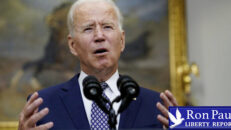 """Biden: """"This is not about freedom or personal choice."""" It's all about TYRANNY! - Ron Paul Liberty Report"""