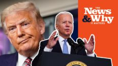 WHICH ONE? Biden Takes CREDIT for Withdrawal, Also BLAMES Trump | The News & Why It Matters | Ep 854