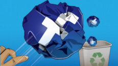 Deactivating Facebook isn't enough. Here's how to permanently delete your account