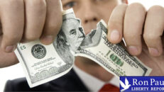 The Cashless Society: ANOTHER War on Privacy - Ron Paul Liberty Report
