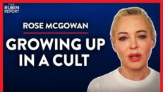 Childhood In a Cult Helped Me Understand Hollywood (Pt. 3)| Rose McGowan | POLITICS | Rubin Report
