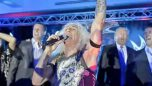 Dee Snider and the Trump family share stage