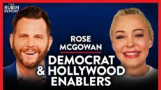 Exposing the Democrats' Hypocrisy & Growing Up in a Cult | Rose McGowan | WOMEN | Rubin Report