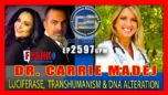 Dr. Carrie Madej Darpa's Hydrogel Vaccine Technology Trans-humanism & DNA Alteration - The Pete Santilli Show