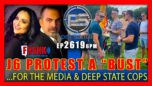 """PROTEST IN DC WAS A """"BUST""""...FOR THE MEDIA & DEEP STATE COPS - Pete Santilli Show"""