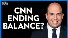CNN Host Excited by Guest's Suggestion to Stop Fair Coverage of GOP | Direct Message | Rubin Report