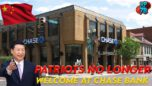 Chase Bank Welcomes Commies, Rejects Patriots - RedPill78 The Corruption Detector