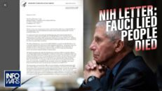 BOMBSHELL! NIH Letter Proves Fauci Lied to Congress Over Publicly Funded Gain-of-Function Research at Wuhan Lab