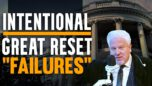 7 Biden 'failures' that are BY DESIGN to further the GREAT RESET