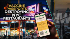 VACCINE PASSPORTS DESTROYING NYC RESTAURANTS - The HighWire with Del Bigtree