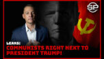 LEAKS: Communists RIGHT NEXT to Trump Colluding With Failing NYTimes