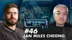 'Learn from your enemies': Ian Miles Cheong - Andrew Says