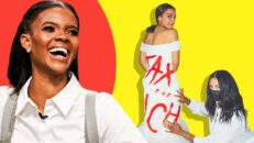 Candace Owens Reacts to AOC's HYPOCRITICAL 'Tax the Rich' Dress