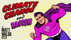 Gay Superman Defeats Climate Change And Racism  Ep. 817