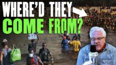 How the 15k Haitians got to our border and WHO they are