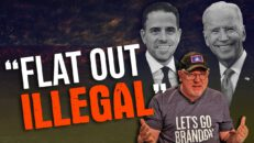 Hunter Biden emails hint Joe ILLEGALLY benefited from son's corruption