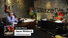 Jason Whitlock Stops by the Show