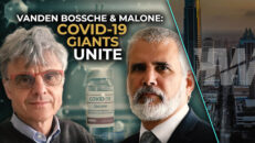 VANDEN BOSSCHE & MALONE: COVID-19 GIANTS UNITE - Highwire With Del Bigtree
