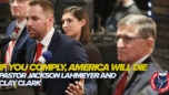 SGT Report Interview. If We Comply, the U.S. Will Die with Pastor Jackson Lahmeyer and Clay Clark - Thrivetime Show: Business School without the BS
