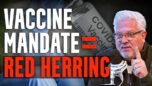 The COVID vaccine mandate isn't a virus issue. It's a LIBERTY one.